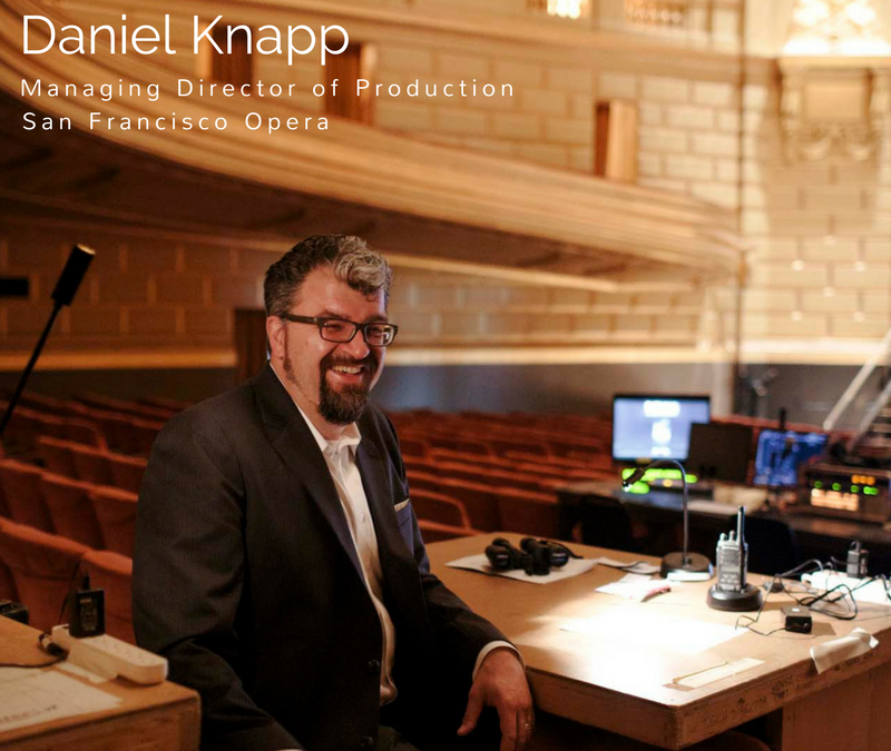 Perspectives of an insider — Interview with Daniel Knapp